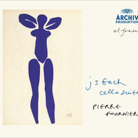 Bach, J.S.: The Cello Suites — Pierre Fournier, Pierre Fournier [Cello]