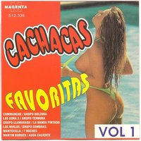 Cachacas favoritas vol 1 — сборник