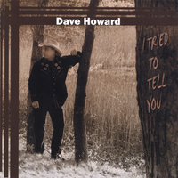 I Tried To Tell You — Dave Howard