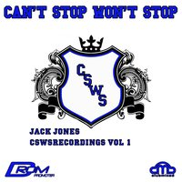 Can't Stop Won't Stop, Vol. 1 — Jack Jones