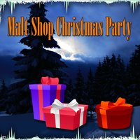 Malt Shop Christmas Party — Oldies But Goodies Holiday Players
