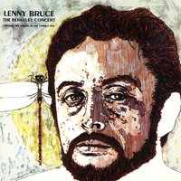The Berkeley Concert — Lenny Bruce