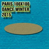 Paris 100x100 Dance Winter 2015 — сборник