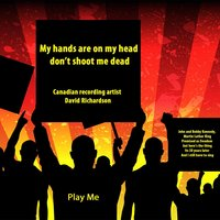 My Hands Are On My Head Don't Shoot Me Dead — David Richardson