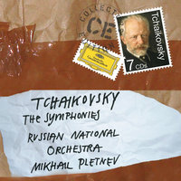 Tchaikovsky: The Symphonies — Russian National Orchestra, Михаил Плетнёв
