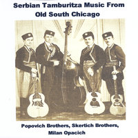 Serbian Tamburitza Music From Old South Chicago — Popovich Brothers, Skertich Brothers & Milan Opacich