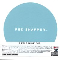 A Pale Blue Dot — Red Snapper
