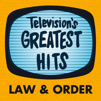 Television's Greatest Hits - Law & Order - EP — Television's Greatest Hits Band