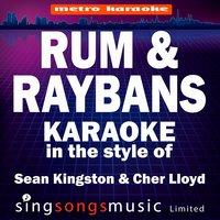 & sean download cher rum raybans lloyd - kingston &