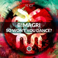 So Won't You Dance EP — Bruno Magri
