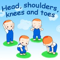 Head, Shoulders, Knees and Toes — Belle and the Nursery Rhymes Band