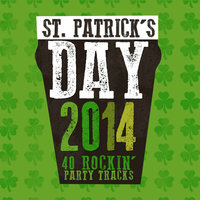 St. Patrick's Day 2014 (40 Rockin' Party Tracks) — The Grafton Street Buskers