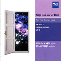 Songs from Another Place - New Vocal Chamber Music — Brian Wilson, Monica Harte
