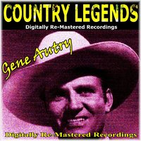 Country Legends — Gene Autry