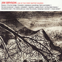 Live at the First Baptist Church — Jim Bryson