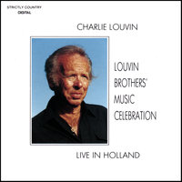Live in Holland — Charlie Louvin