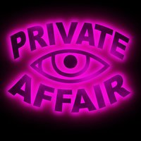 Private Affair EP — The Virgins