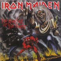 The Number Of The Beast — Iron Maiden