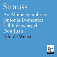 R.Straus - Orchestral Works — Edo De Waart, Minnesota Orchestra, Рихард Штраус
