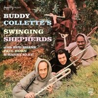 Buddy Collette's Swinging Shepherds / Buddy Collette and His Swinging Shepherds at the Cinema — Buddy Collette's Swinging Shepherds