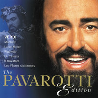 The Pavarotti Edition, Vol.3: Verdi — Luciano Pavarotti