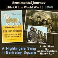 A Nightingale Sang in Berkeley Square — сборник