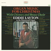 Organ Music for Christmas — Eddie Layton