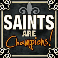 Saints Are Champions — Mel McDaniel