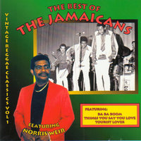 The Best Of The Jamaicans — The Jamaicans, Norris Weir & The Jamaicans
