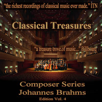 Classical Treasures Composer Series: Johannes Brahms, Vol. 4 — сборник