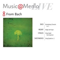 Music@menlo, From Bach, Vol. 8 — сборник