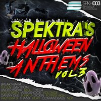 Spektra's Halloween Anthems, Vol. 3 — сборник