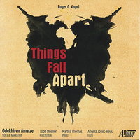 Things Fall Apart — Martha Thomas, Angela Jones-Reus, Todd Mueller, Odekhiren Amaize