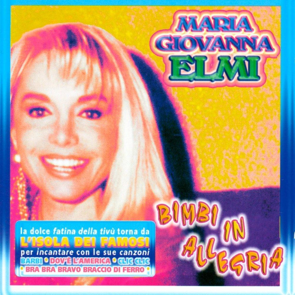 Maria Giovanna Elmi