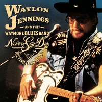 Never Say Die - The Complete Final Concert — Waylon Jennings, Waylon Jennings & The Waymore Blues Band, The Waymore Blues Band