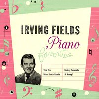 Piano Favorites — Irving Fields