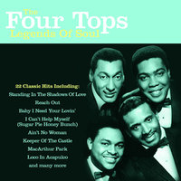 Legends Of Soul — Four Tops