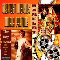 Greatest Musicals Double Feature - Camelot & The Boy Friend — Julie Andrews