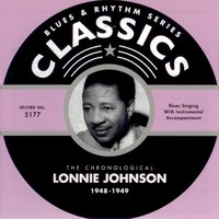 1948-1949 — Lonnie Johnson