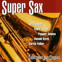 Super Sax — Various Artists - Warwick Records