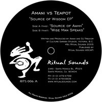Source Of Wisdom EP — Amani feat. Teapot