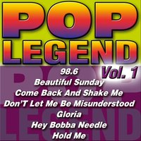 Pop Legend Vol.1 — сборник