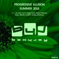Progressive Illusion Summer 2016 — сборник