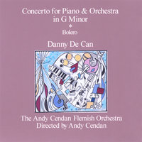 Concerto for Piano and Orchestra in G Minor — Danny De Can
