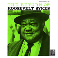 The Return Of Roosevelt Sykes — Roosevelt Sykes