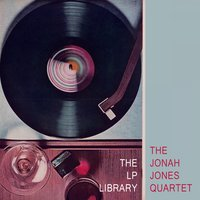 The Lp Library — The Jonah Jones Quartet