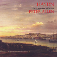Haydn: Piano Sonatas and Variations — Peter Allen