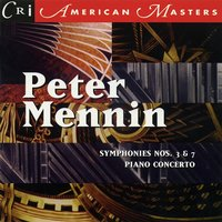 Music of Peter Mennin — Peter Mennin