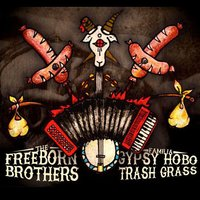 Gypsy Hobo Trash Grass — The Freeborn Brothers