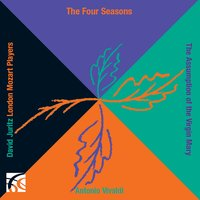 Vivaldi: The Four Seasons — Антонио Вивальди, David Juritz, London Mozart Players